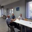 Susitikimas su vaiko teisių apsaugos specialistais