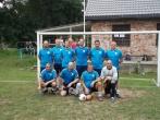 Marijampolės pataisos namų komanda dalyvavo futbolo turnyre ir iškovojo čempionų titulą