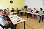 Pasitarimas dėl tarpinstitucinio bendradarbiavimo stiprinimo Šalčininkų rajono savivaldybėje