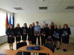 Už nepriekaištingą tarnybą paskatinti Lietuvos probacijos tarnybos pareigūnai