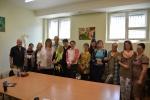 Nuteistuosius aplankė savanorių–misionierių grupė