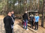 Nuteistiesiems organizuota ekskursija į Marcinkonis
