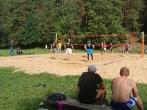 Tinklinio varžybos gamtoje