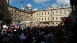 Keli tūkstančiai žiūrovų sekmadienį dalyvavo patyriminiame renginyje Lukiškių kalėjime
