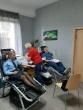 Kraujo donorytės akcija Alytaus pataisos namuose