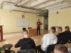 Žurnalistas Vidas Mačiulis susitiko su pataisos namų auklėtiniais