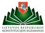 Lietuvos Respublikos Konstitucijos egzaminas