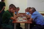 Šachmatų ir šaškių turnyrai
