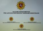 Kalėjimų departamentui pavaldžių įstaigų direktorių tarybos posėdis