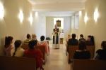 Suimtosios (nuteistosios) dalyvavo Šv. Mišiose