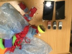 Užkardytas draudžiamų daiktų patekimas į Vilniaus pataisos namus