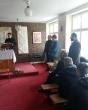 Pasaulinės Kalėjimų kapelionų organizacijos atstovai nuteistuosius skatino neprarasti tikėjimo