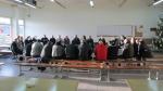 Marijampolės pataisos namuose lankėsi LVŽB atstovai