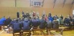 Pastorės Valos Karlson apsilankymas įstaigoje