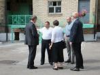 Lukiškių tardymo izoliatoriuje-kalėjime lankėsi Danijos Karalystės ambasadorius