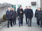 Teisingumo ministro vizitas Alytaus pataisos namuose