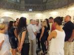 Lenkijos bausmių vykdymo sistemos pareigūnų delegacijos vizitas Lukiškių tardymo izoliatoriuje-kalėjime
