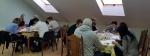 Šiaulių regiono skyriaus specialistės su prižiūrimaisiais dalyvavo meno terapijoje