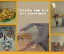 Įvairiomis rungtimis paminėtos Užgavėnės Pravieniškių pataisos namų Antrojo sektoriaus įkalintų asmenų Reabilitacijos centre