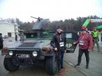 Pareigūnai dalyvavo bėgime kovotojų už laisvę atminimui