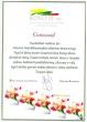 Sveikinimas Lietuvos Nepriklausomybės atkūrimo dienos proga