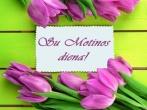 Iniciatyva Motinos dienos proga