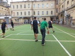 Lukiškių tardymo izoliatoriuje-kalėjime pasibaigė kasmetinis nuteistųjų krepšinio turnyras