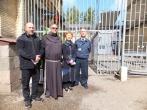 Lukiškių tardymo izoliatoriuje-kalėjime aukotos Šv. Mišios