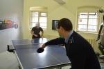Suimtieji laimėjo stalo teniso turnyrą