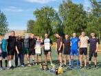 Futbolo varžybos buvo vertos tiesioginės transliacijos, o diskusijos apie pataisos pareigūno profesiją sudomino ne vieną jaunuolį