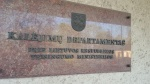 Kalėjimų departamento informacija dėl profesinių sąjungų pozicijos
