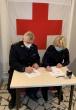 Bendradarbiavimas su Lietuvos Raudonojo Kryžiaus draugija įformintas sutartimi