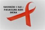 ŠIAULIŲ TARDYMO IZOLIATORIUJE – DISKUSIJA APIE PASAULINĘ AIDS DIENĄ