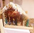 Resocializacijos skyriuje įžiebta kalėdinė eglutė ir įkurdinta Kalėdinė prakartėlė