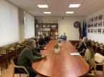 Teisingumo viceministro vizitas Alytaus pataisos namuose