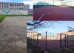 Kauno tardymo izoliatoriuje – nauja moderni sporto aikštė