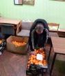 Apelsinai nuteistiesiems šv. Kalėdų proga