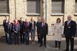 Lukiškių tardymo izoliatoriuje-kalėjime lankėsi Vokietijos, Rumunijos ir Ispanijos teisėjų delegacija