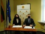 Raudonasis Kryžius teiks teisinę ir psichologinę pagalbą Lietuvoje kalintiems užsieniečiams