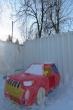 Sniegas pažadino nuteistųjų meno gyslelę