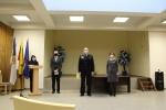 Pataisos pareigūnų šventės minėjimas Vilniaus pataisos namuose