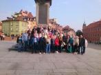 Mini atostogos Varšuvoje