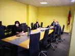 Nuteistųjų skundai ir prašymai aptarti su Seimo kontrolieriumi, Teisingumo ministerijos atstovais
