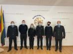 Prisiekė tarnauti Lietuvos valstybei naujai priimti pataisos pareigūnai