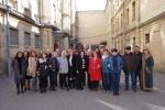 """Projekto """"Psichodramos ir kūrybiškumo lavinimas kalėjime"""" koordinatorių ir partnerių vizitas įstaigoje"""