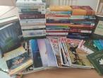 Vilniaus pataisos namų nuteistieji sulaukė ypatingos savanorių dovanos – daugiau nei 100 naujų knygų bei žurnalų
