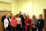 Susitikimas su Kauno suaugusiųjų mokymo centro pedagogais