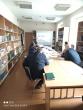 Nuteistųjų kolektyvo tarybos nuotolinis susitikimas su Kalėjimų departamento prie Lietuvos Respublikos teisingumo ministerijos darbuotojais