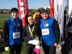 Vilniaus 10 km bėgime su Živile Balčiūnaite dalyvavo įstaigos pareigūnai