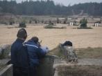 Lukiškių tardymo izoliatoriaus-kalėjimo pareigūnų šaudymo pratybos